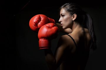 Kickboxing, fighter, cardio classes, best kickboxing, newark, nj fitness training, muay thai
