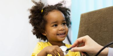 Toddler are welcome at Tender Years Academy Daycare Center (Child care provider).