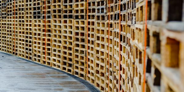 INEX Recycled Wood Pallets