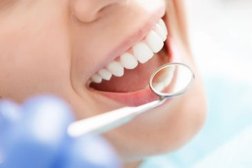 Cavities Crowns  Dentures Implants