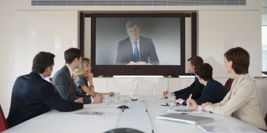 Warren Global Operator Managed Video Conferencing