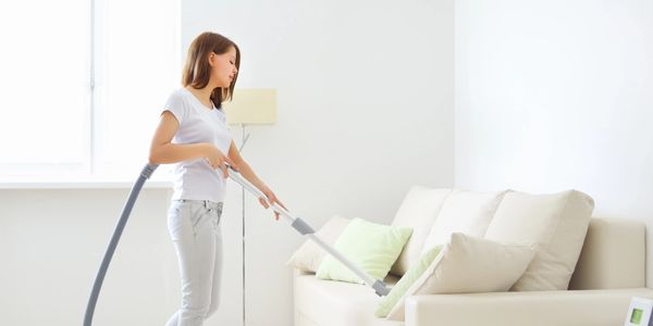 Trade in your old or new vacuum for a Kirby vacuum system, best vacuum pet hair HEPA filtration