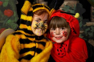 Face Painting for your Nashville area event from www.bouncehouserentalsnashvilletn.com