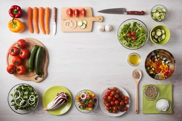Learn meal planning strategies with in-home visits from Liz Wyosnick, Registered Dietitian.