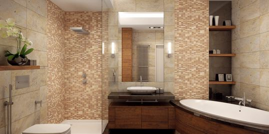 Custom design and a love of tile work will bring your vision to life.  If  you can't see it, we can.