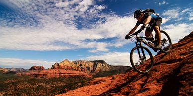 Colorado mountain biking and hiking trails and adventures.