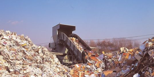 At Atlanta dump truck and hauling company we do garbage removal and field cleaning service for site
