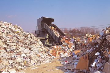 Landfill fees: Butler County Landfill Construction & Demo $41.50 Industrial $46.50 Household $46.50