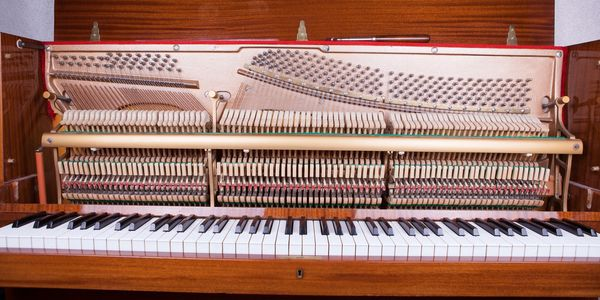 South Texas Piano tuner