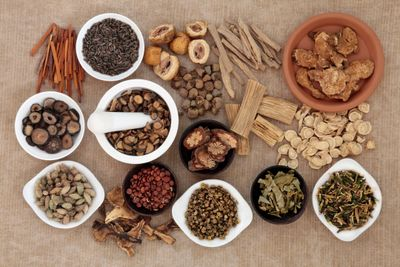 herbs, chinese herbal medicine