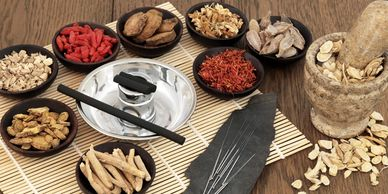 chinese herbal medicine and supplements