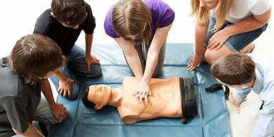 Health Care Providers (HCP Level CPR)