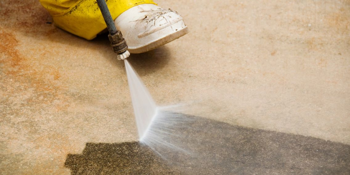 Commercial Pressure Washing Lake Charles