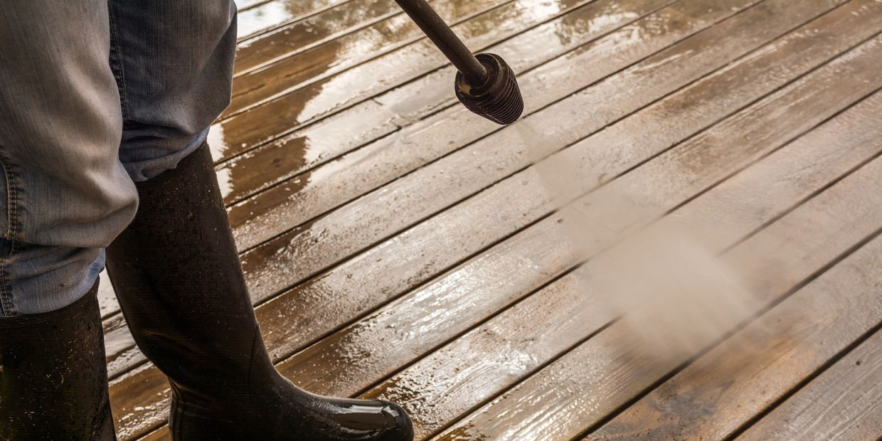 Decking Restoration  oakleyrestorations.co.uk  Our craftsmen will clean,repair and protect your deck