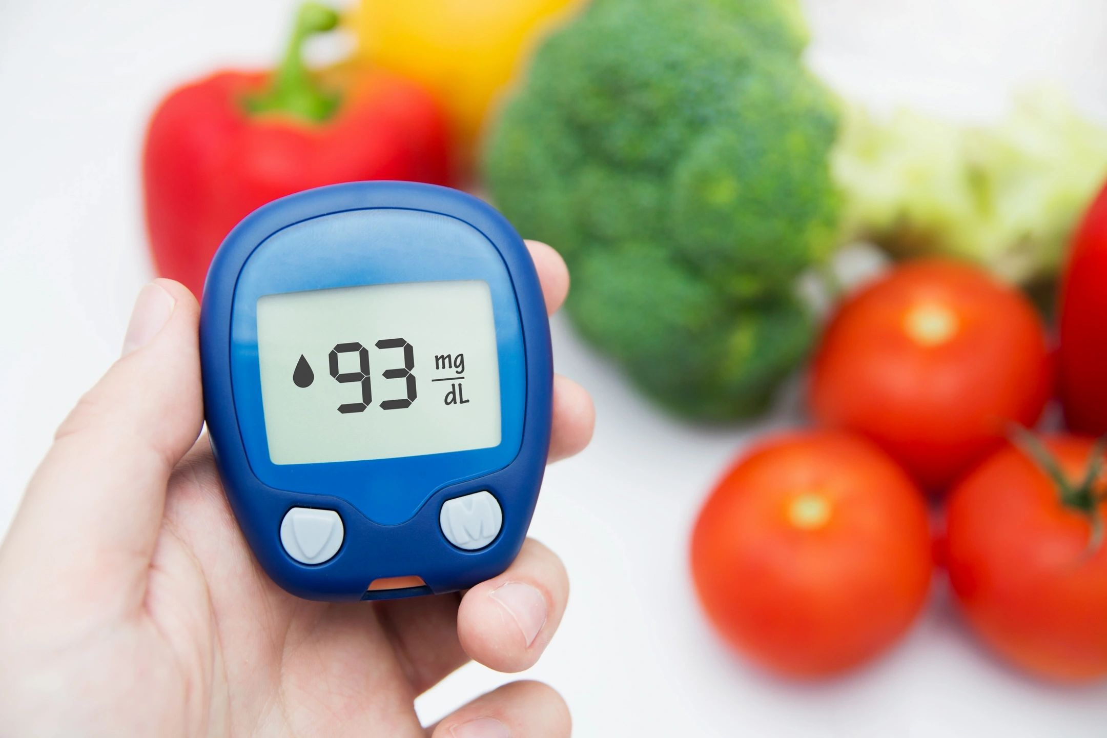 blood glucose check, diabetes control