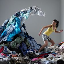 LOADS OF LAUNDRY LET US HELP YOU GET IT DONE FASTER.