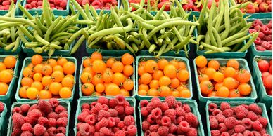 Benefits of eating seasonal produce
