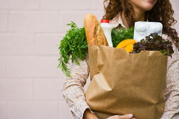 Grocery store guidance from Liz Wyosnick, Registered Dietitian.