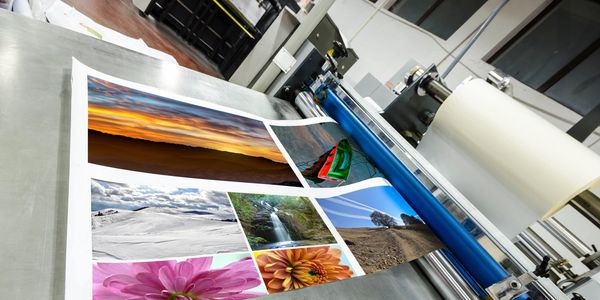 Color Brochure and Postcard printing services
