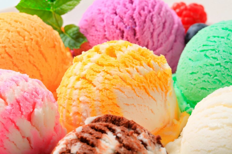 ice cream and ice cream catering and events in Pawleys Island