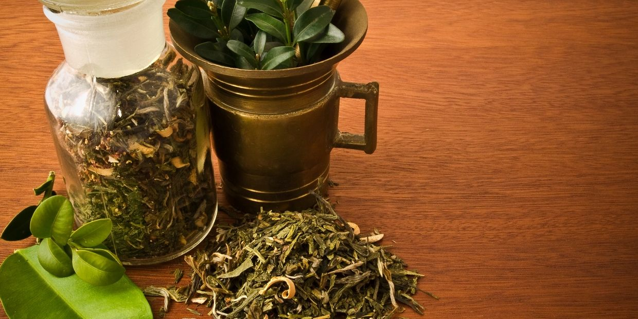 Tea and Herbs