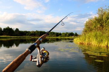 guided carp fishing trip with fishing in norfolk angling guides