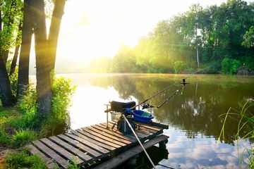 guided fishing trip with fishing in norfolk angling guides