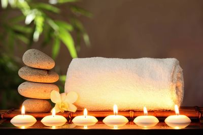 Relax with a massage at Skin Repair Studio wellness spa