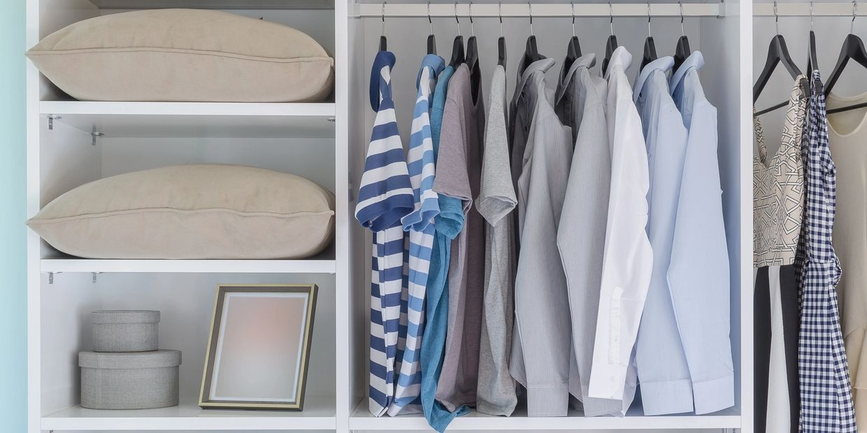 Home and Office Decluttering & Organization - CLOSET DESIGN | WARDROBE EDITING | SPACE PLANNING