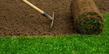 Fertilizer and Herbicide Program for lawns and driveways
