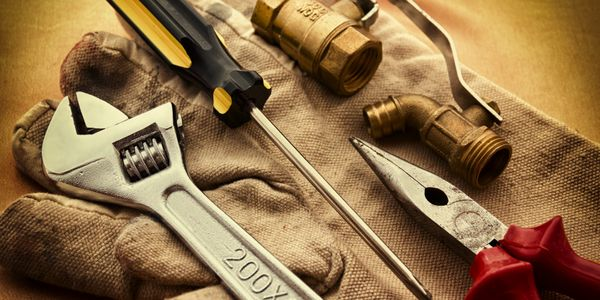 Professional Handyman tools of the trades