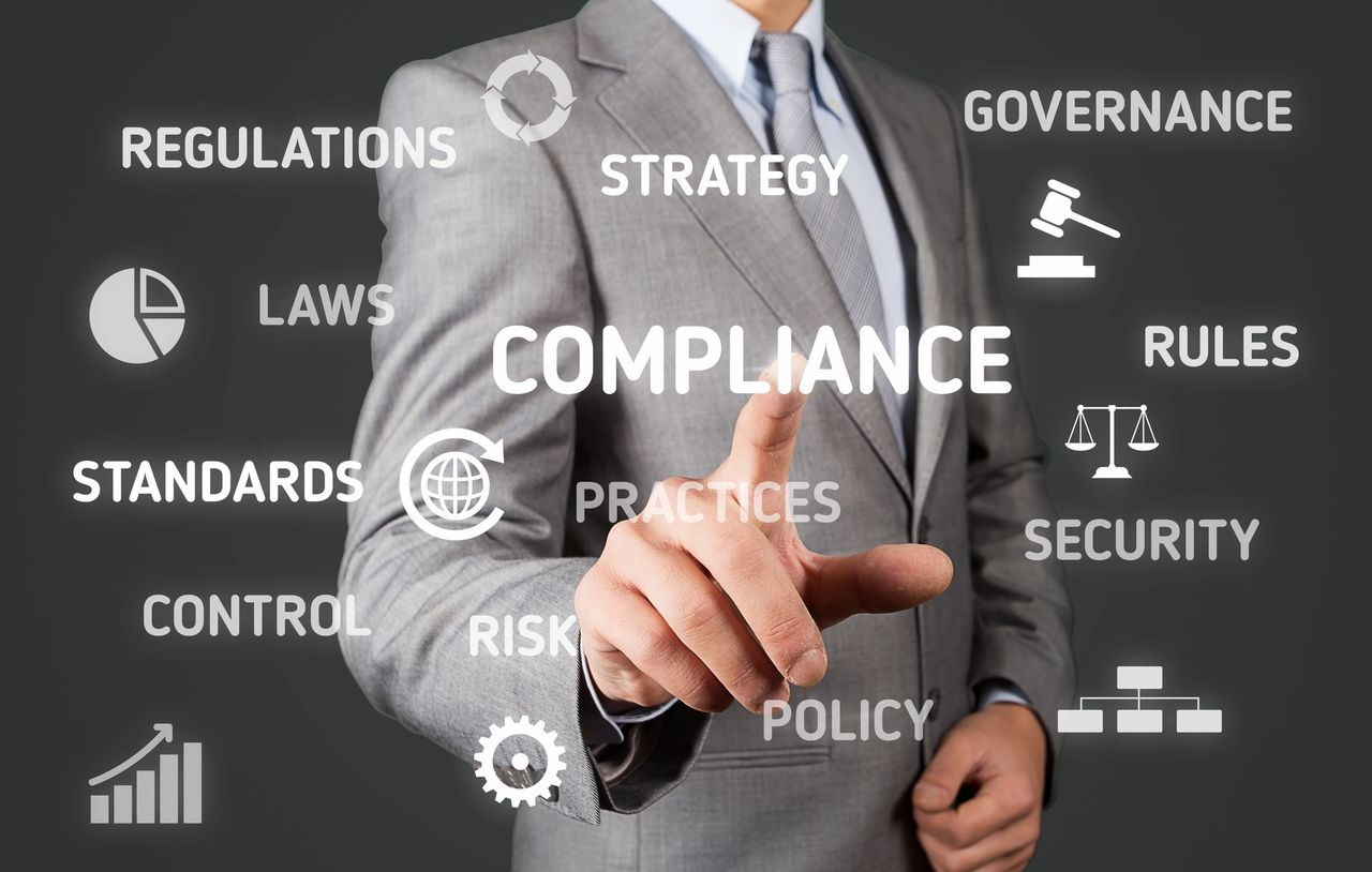 How to succeed in highly regulated industries.   Compliance.  Regulations. GRC
