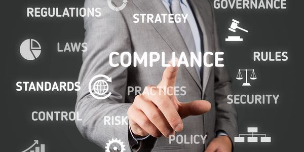 Maintain compliance with safety and security standards within your industry.