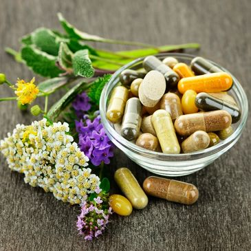 Herbal Medicine & Nutritional Supplements
