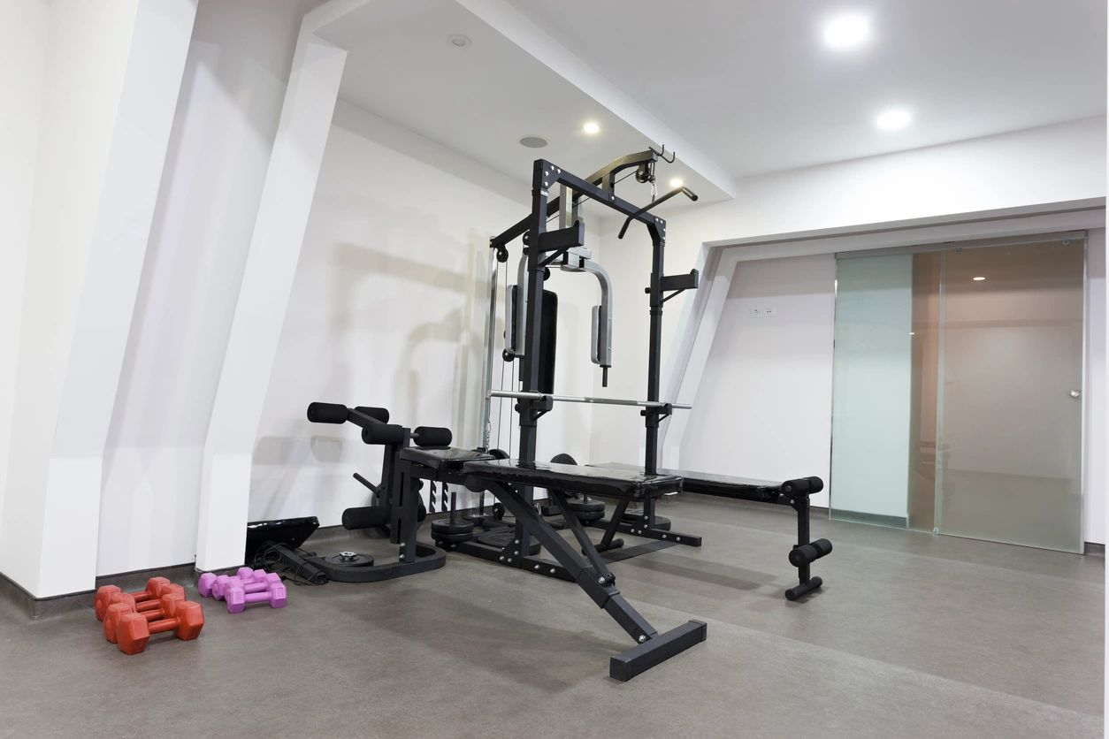 Home gym equipment list the items you need to get started