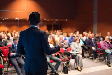 Pool of wealth helping people learn How to become a better Speaker