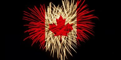 fireworks canada vancouver british columbia festival light butchart garden celebration grouse