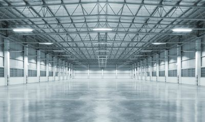 Warehouse space available in Atlanta, Atlanta Bonded, clean warehouse space.