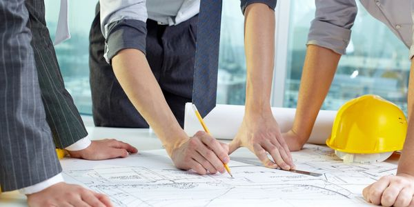 Designing and drawing your new house plan