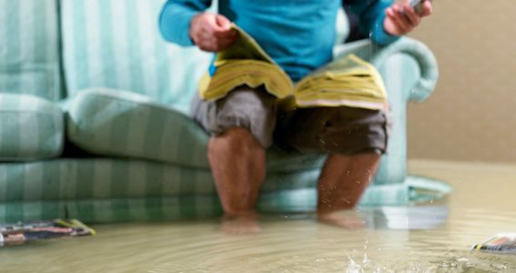 water extraction water damage emergency cleaning bergen county, north new jersey