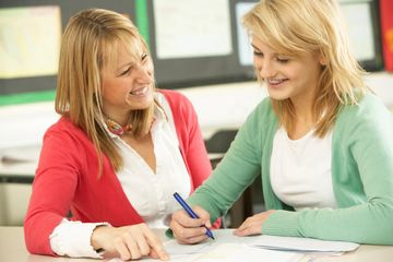 Talon Tutoring provides general academic support for middle and high school students