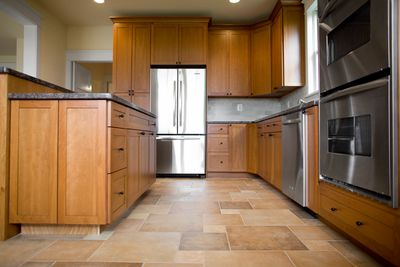 floor installation, vct, hardwood, natural stone cleaning, vct stripping and waxing, floor repair