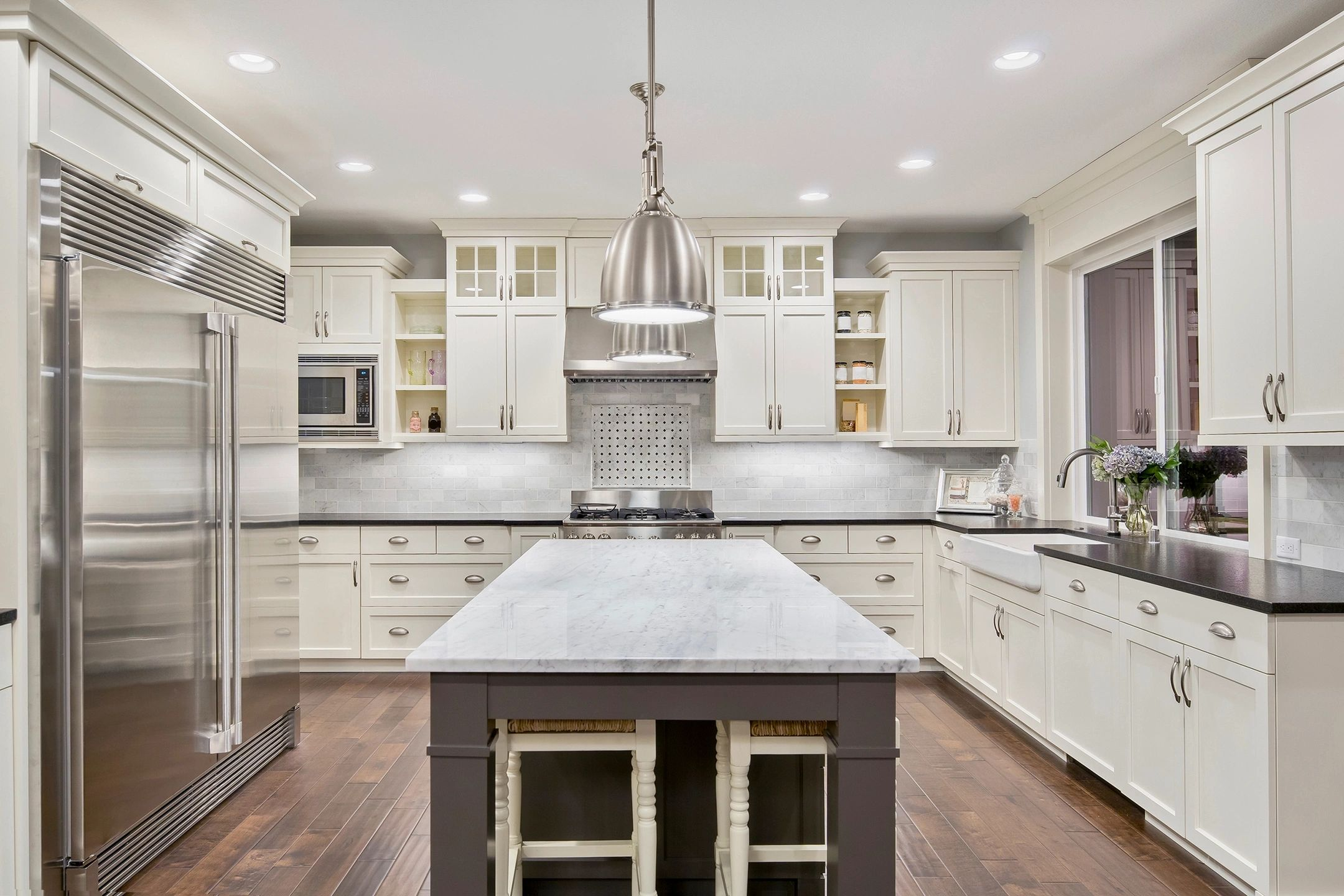 amazing custom kitchen  by pacific save