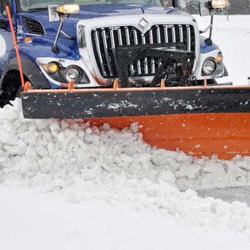 Commercial Snow Plowing,
