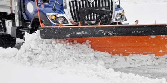 Keystone Construction Services LLC. Offers Snow Removal Services.