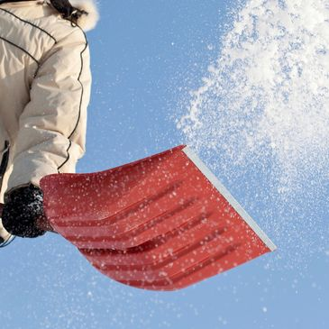 Snow, Snow Removal, Snow Shovel,