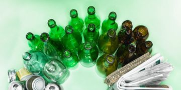Commercial Recycling services for business.