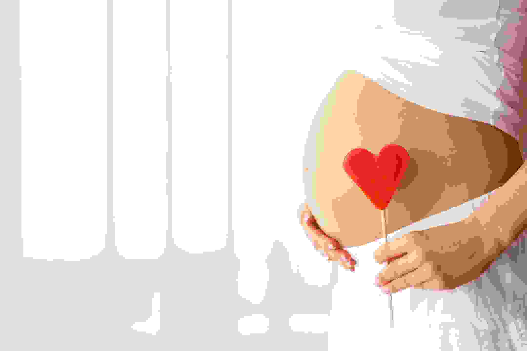 image of pregnant woman