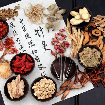 Chinese natural herbs in place of pharmaceuticals is a healthy and effective choice