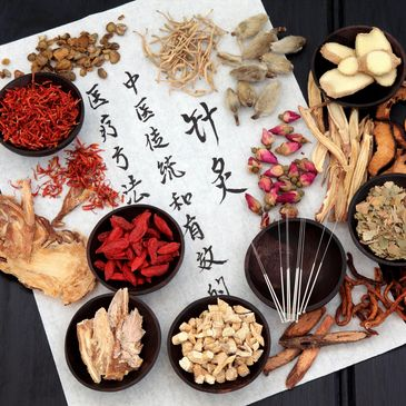 Chinese medicine is an integrative approach that heals root issues related to health.